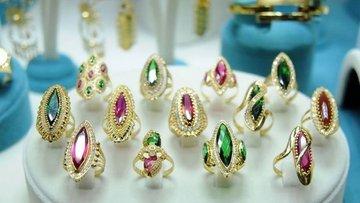 Mücevher ihracatı, mayısta 362,1 milyon dolar oldu