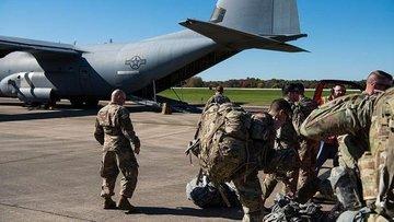 ABD Orta Doğu'ya 1000 asker sevk edeceğini açıkladı