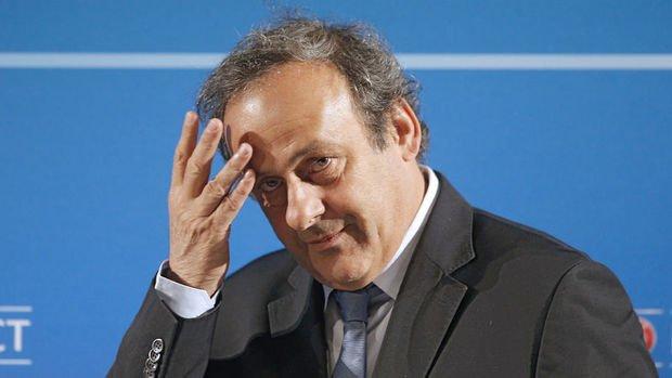 Eski UEFA Başkanı Platini gözaltına alındı