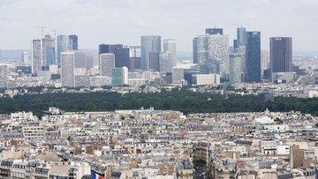 Fransa 10 yıllıklarının faizi ilk kez sıfıra geriledi