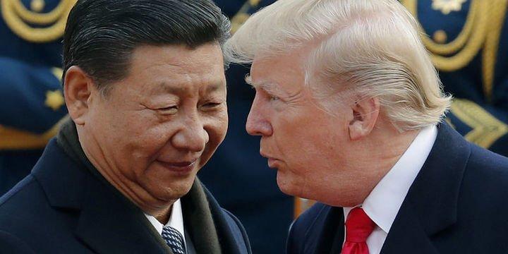 Trump ve Xi G-20