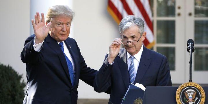 Trump Beyaz Saray hukukçularına Powell