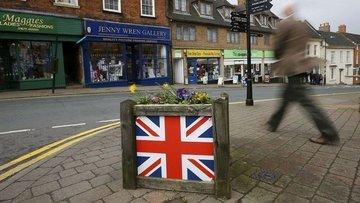 İngiltere'de enflasyon Mayıs'ta %2'ye düştü