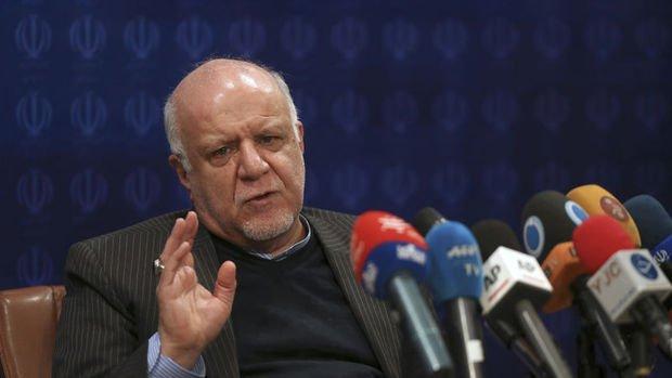 İran Petrol Bakanı: İran adıyla petrol ihraç edemiyoruz
