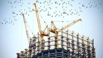 Euro Bölgesi'nde inşaat üretimi Nisan'da düştü