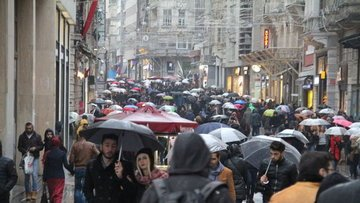 Türkiye'nin SGP değerine göre kişi başına GSYH endeksi 65...