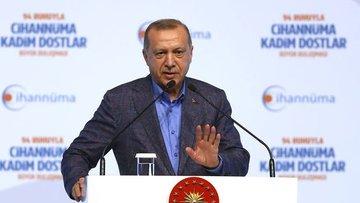 Erdoğan: Pazar günü Sisi mi diyeceğiz, Binali Yıldırım mı...