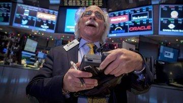 """Küresel Piyasalar: Dolar ve hisseler """"kritik"""" Fed toplant..."""