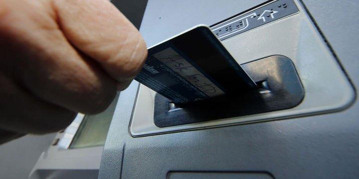 Üç özel banka tek ATM