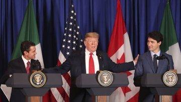 Meksika NAFTA'nın yerini alacak yeni ticaret anlaşmasını ...