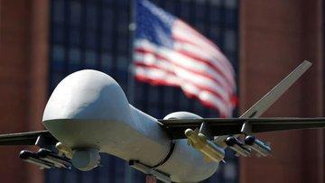 ABD: İran'ın düşürdüğü drone uluslararası hava sahasındaydı