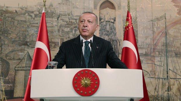 Erdoğan: Türkiye'nin bu faiz politikasından dikkatlice dönüş yapması lazım