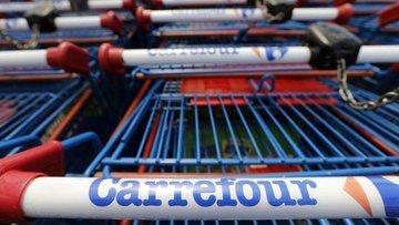 Carrefour ve Metro AG'nin Çin'den çıkmaya hazırlandığı id...
