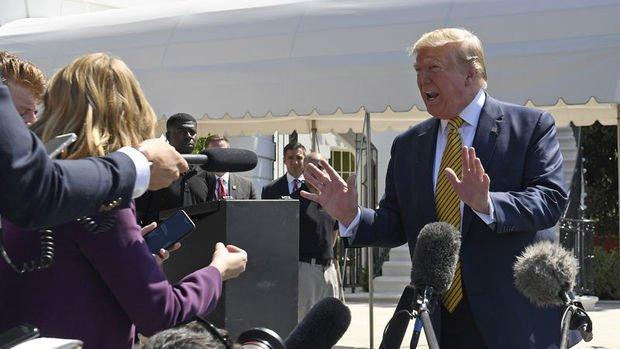 Trump: ABD'nin faiz indirimine, parasal gevşemeye ihtiyacı var