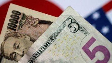 """Yen İran'ın """"yaptırım"""" açıklamasıyla dolar karşısında yük..."""