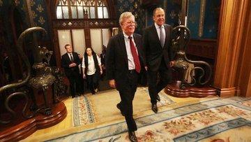 ABD Ulusal Güvenlik Danışmanı/ Bolton: Trump İran ile mü...