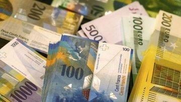 Yatırımcılar jeopolitik risklerle İsviçre Frankı'na yöneldi