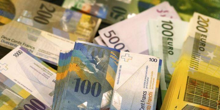 Yatırımcılar jeopolitik risklerle İsviçre Frankı