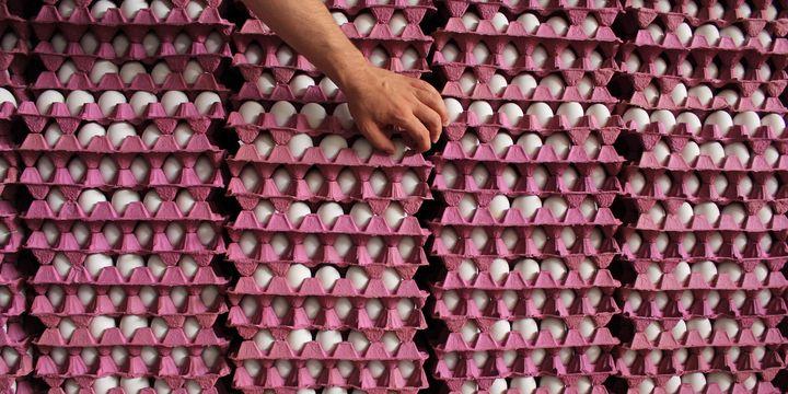 Türkiye'den ithalatı yasaklanan yumurtanın Irak