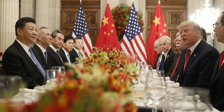 Trump ve Xi