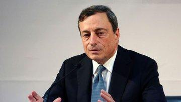 """Draghi """"parasal genişleme için"""" yasal sınırları test edecek"""