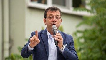 Ekrem İmamoğlu, Habertürk TV'de soruları yanıtlıyor