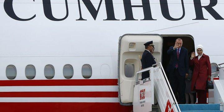 Cumhurbaşkanı Erdoğan Japonya