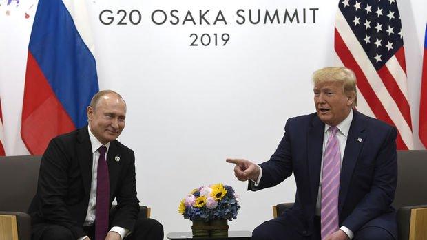 Trump: (Putin)Seçimlere karışmayın