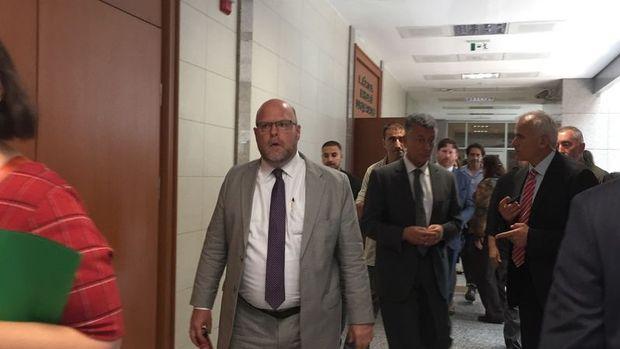 ABD konsolosluk çalışanı Topuz'un tutukluluğunun devamına karar verildi