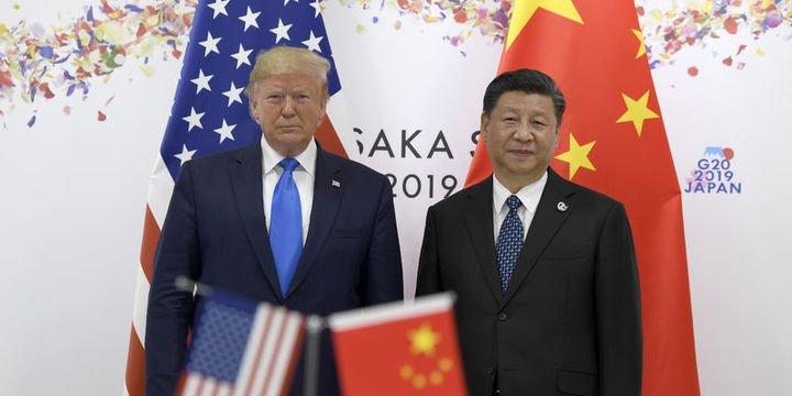 Trump: Çin lideriyle görüşmem beklediğimden çok daha iyi geçti
