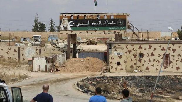 Libya'da rehin alınan 6 Türk serbest bırakıldı