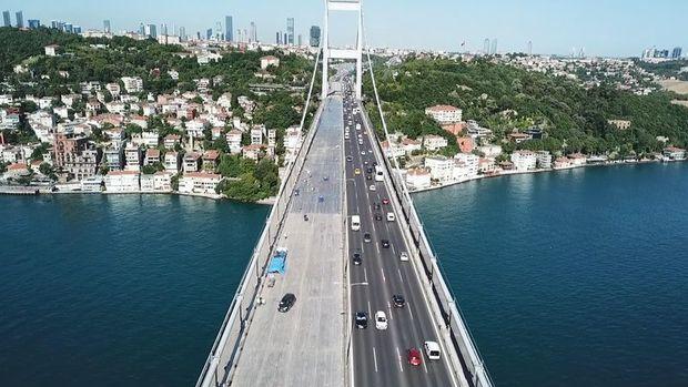 İBB, FSM Köprüsü'ndeki çalışma ile ilgili açıklama yaptı
