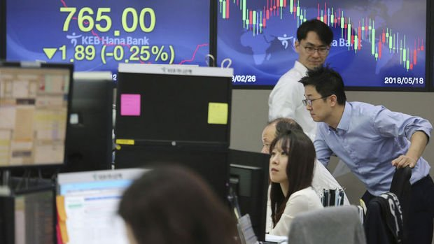 Asya borsaları Trump-Xi zirvesinin ardından karma bir seyir izledi