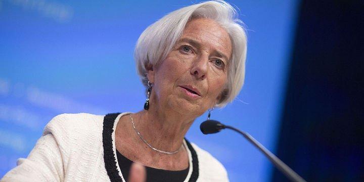 IMF/Lagarde: AMB Başkanlığı için aday gösterilmekten onur duyuyorum