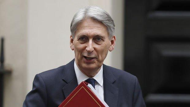 İngiltere/Hammond: Anlaşmasız Brexit'in maliyeti 90 milyar sterlin olabilir