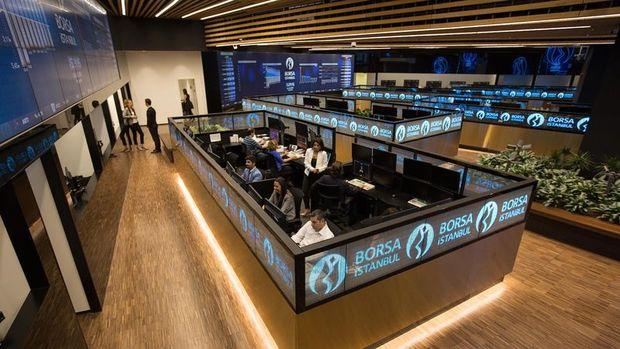 Borsa günün ilk yarısında yüzde 0.41 geriledi