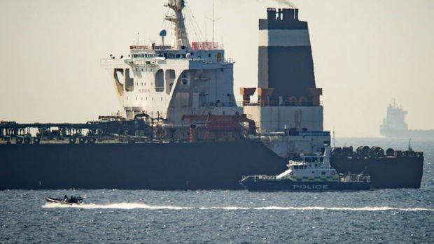İran'dan İngiltere'ye tanker tehdidi