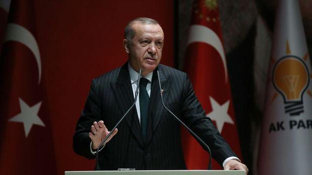 Erdoğan'dan yeni parti cevabı: Bunları çok dert etmiyoruz