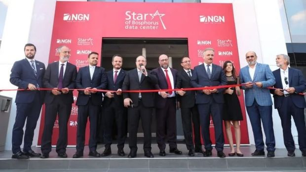 Star of Bosphorus veri merkezi açıldı