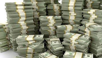 Yurt içi yerleşiklerin döviz mevduatı 216 milyon dolar az...