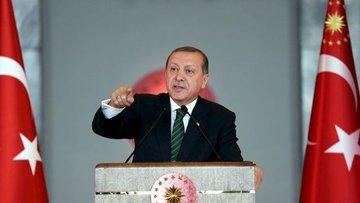 Cumhurbaşkanı Erdoğan, medya yöneticileriyle bir araya geldi
