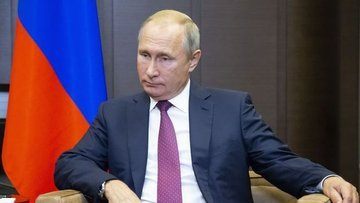 """Putin'den """"AB ile diyaloğa hazırız"""" mesajı"""