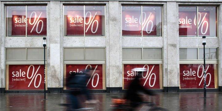 Euro Bölgesi enflasyonu % 1.3