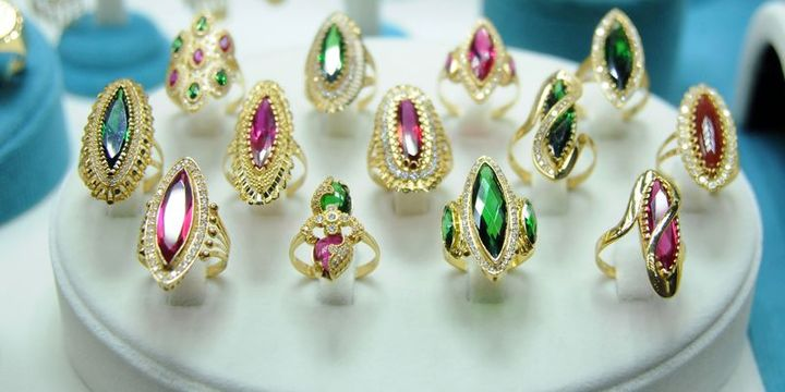 Mücevher ihracatı, Haziran