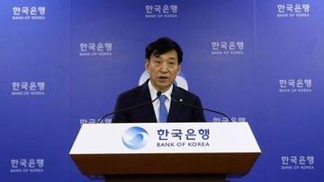 Kore Merkez Bankası'ndan sürpriz faiz indirimi