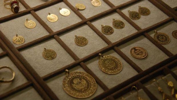 Gram altın 260 lira seviyelerinde