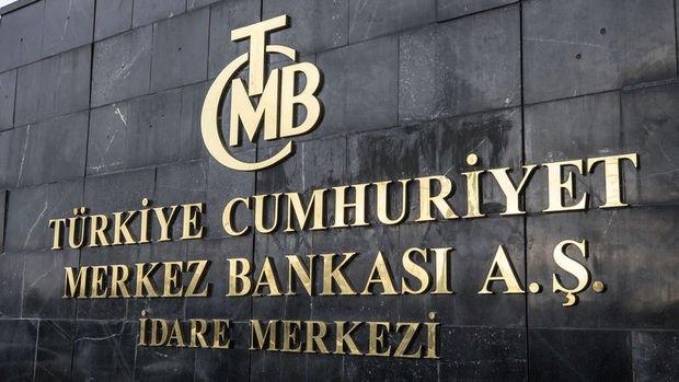 TCMB net uluslararası rezervleri Mart'tan beri en yüksek seviyeye ulaştı
