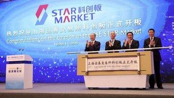 Çin'in 'Star' borsası işlemlerine güçlü yükselişle başladı