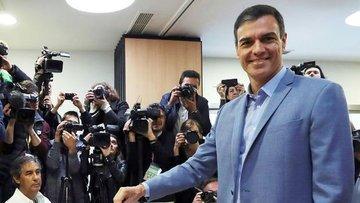 İspanya'da sol azınlık hükümeti ilk turda güvenoyu alamadı