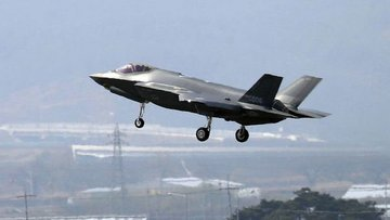 F-35: Lockheed Martin Türkiye'yi 2020'de üretim zincirind...